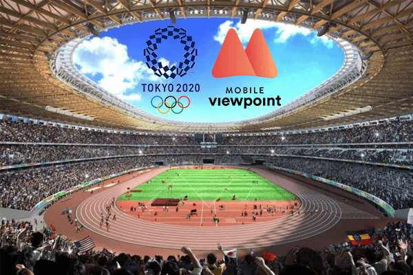 Olympics' 2020 – Mobile Viewpoint aims for Gold live streaming!