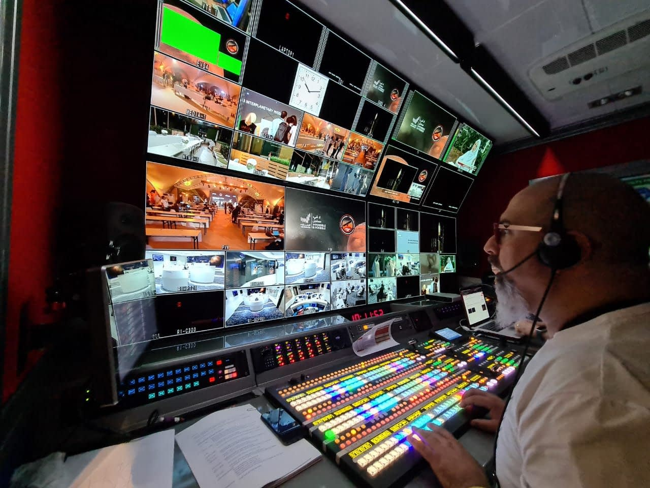 Media Mania and Mobile Viewpoint  – Success Story –  UAE Production Company Enhancing their Video Services